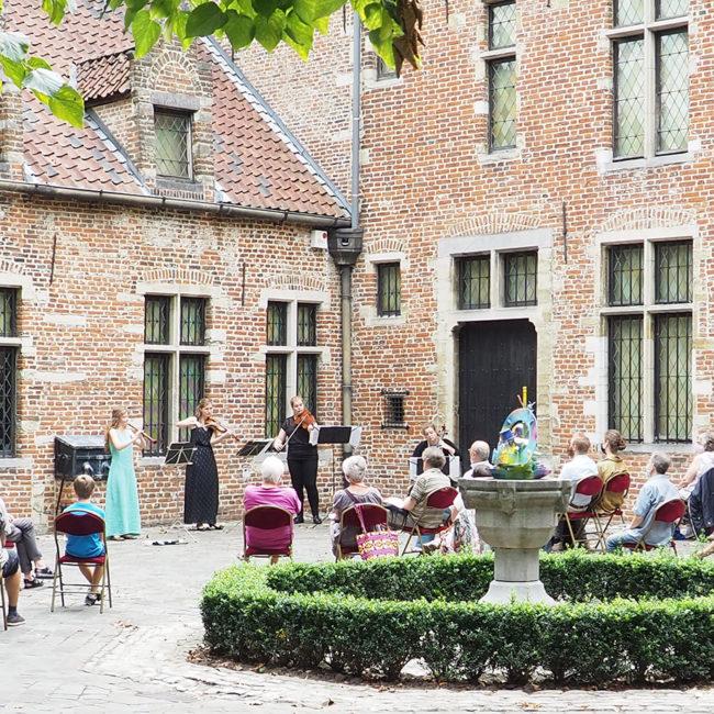 Les concerts Erasmusica