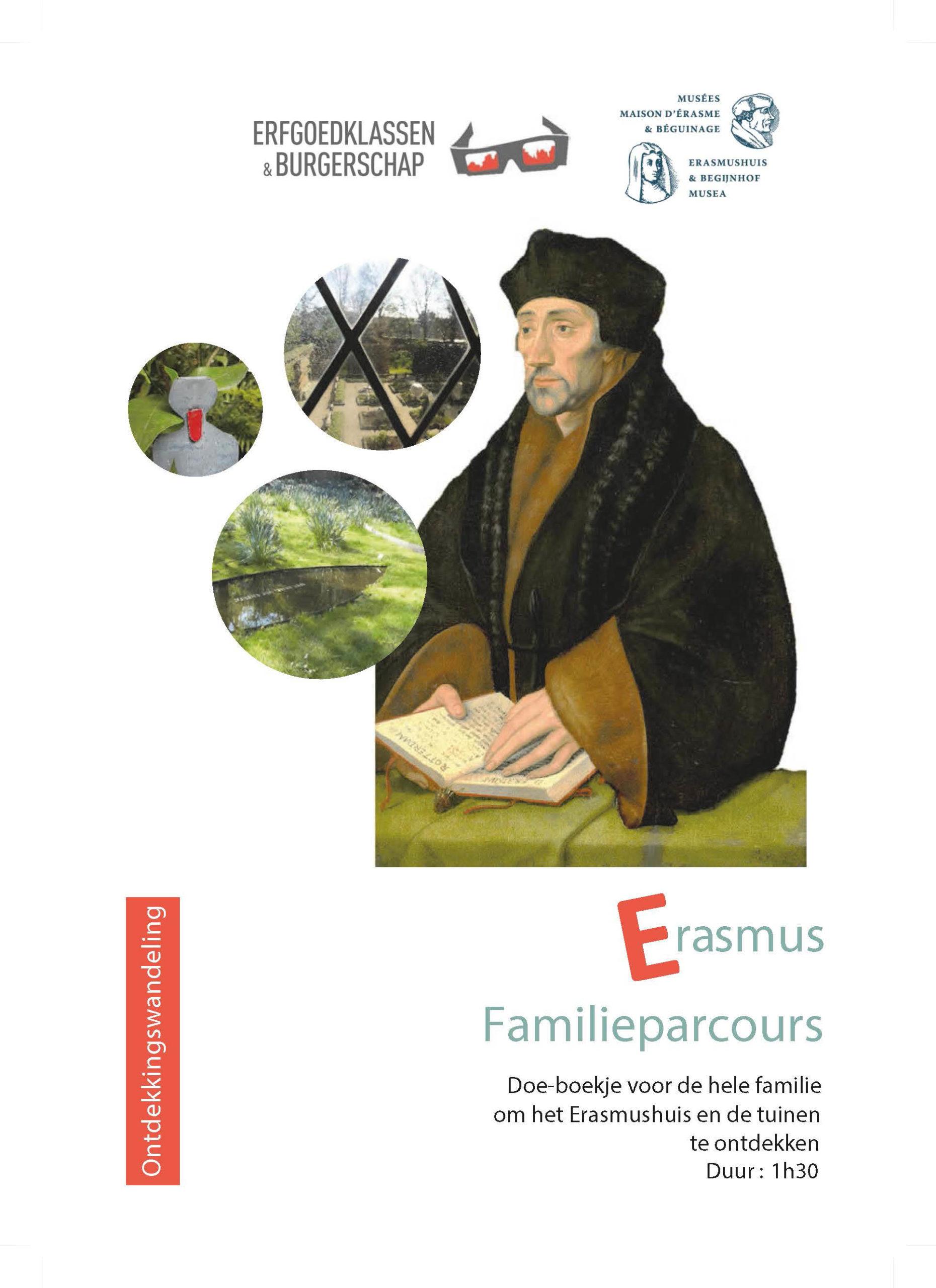 Familieparcours boek