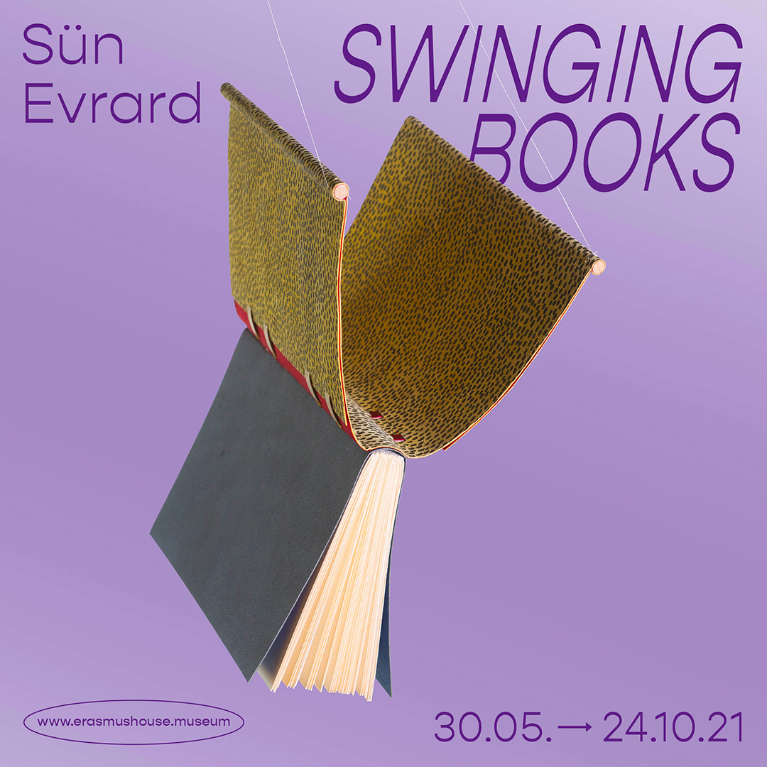 Sün Evrard - Swinging books