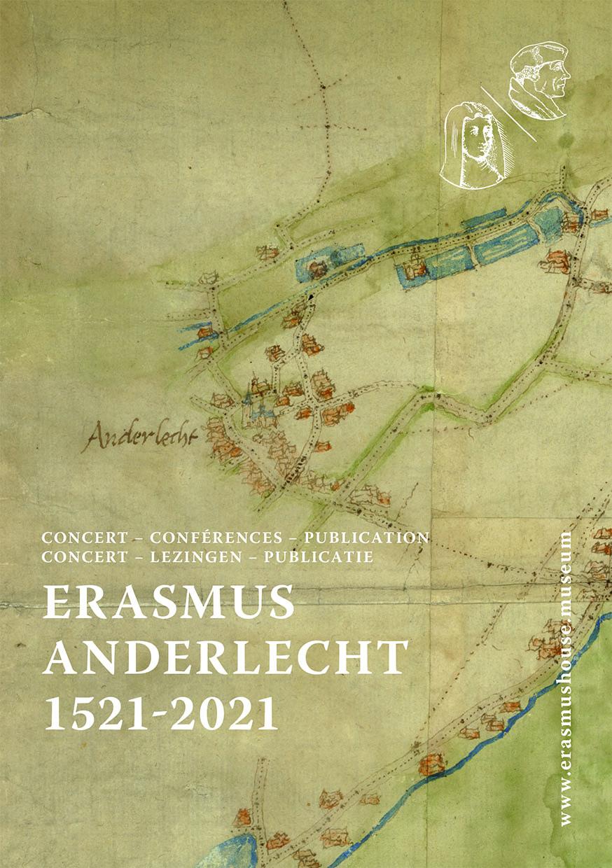 Affiche Erasmus Anderlecht 1521 2021