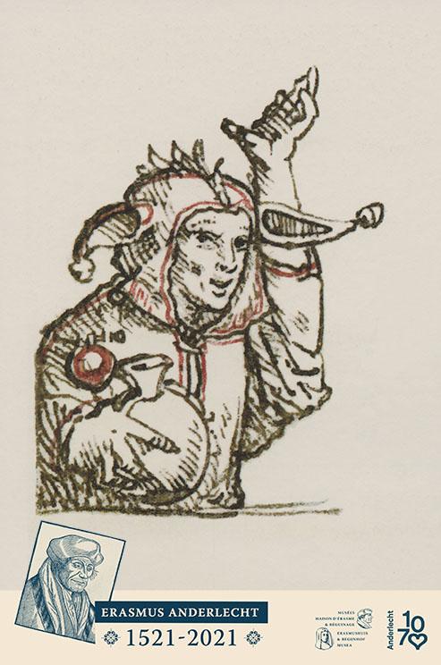 Hans Holbein, « Les idiots et les fous sont les gens les plus heureux »